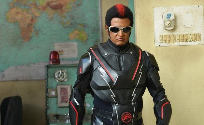 Rajinikanth's 2.0 Film Ends Week 1 With 500 Cr Worldwide!
