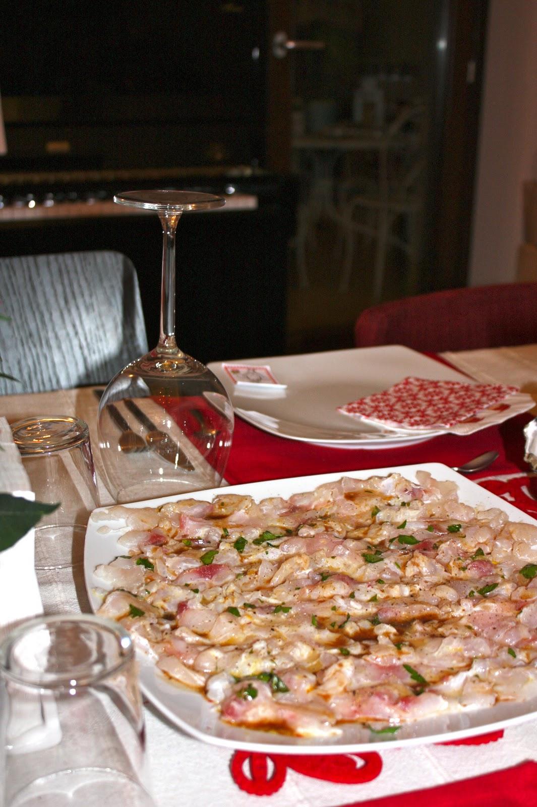 Food Fairies due fate in cucina vigilia di natale in casa FFNuvola