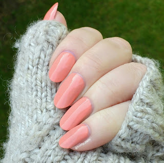 Barry M Coconut Infusion Flamingo