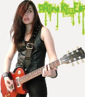 Tashea 10 Gitaris Top Wanita Indonesia