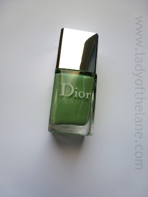 Dior Waterlily nail varnish