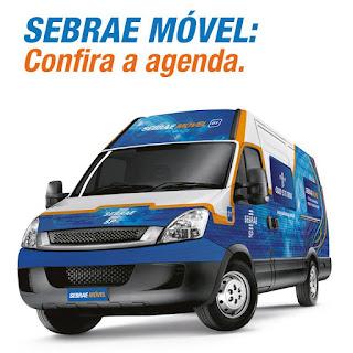 Sebrae Móvel prestará atendimento gratuito em 10 cidades do Vale do Ribeira entre novembro e dezembro