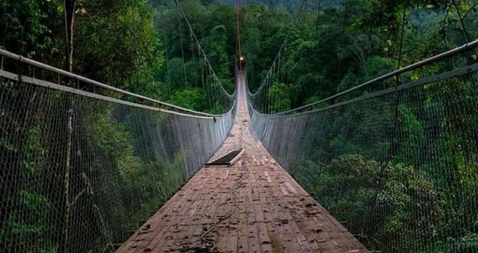 Situ Gunung Park Sukabumi