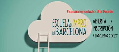 Inscripciones Impro en la Escuela de Impro de Barcelona
