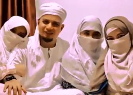 Lewat Facebook, Ust Arifin Ilham Umumkan Istri Ketiganya, Janda Muda Dua Anak