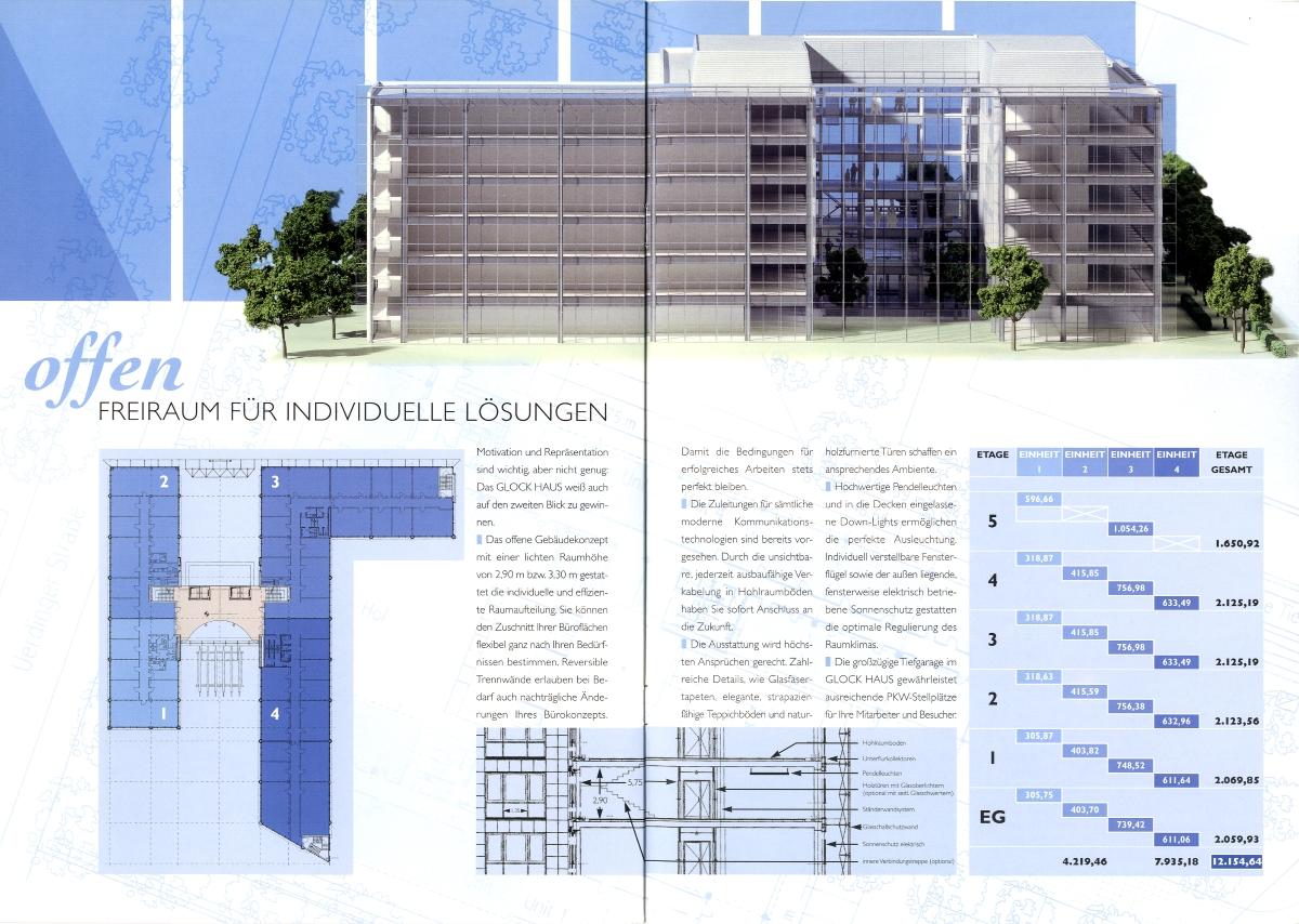 Immobilien-Werbung, Information, Marketing, Gewerbe-Immobilie, Bürogebäude, Düsseldorf, Werbetexter, Robert Welz, Köln