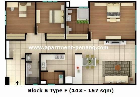 Pearl Regency Apartment Penang Com