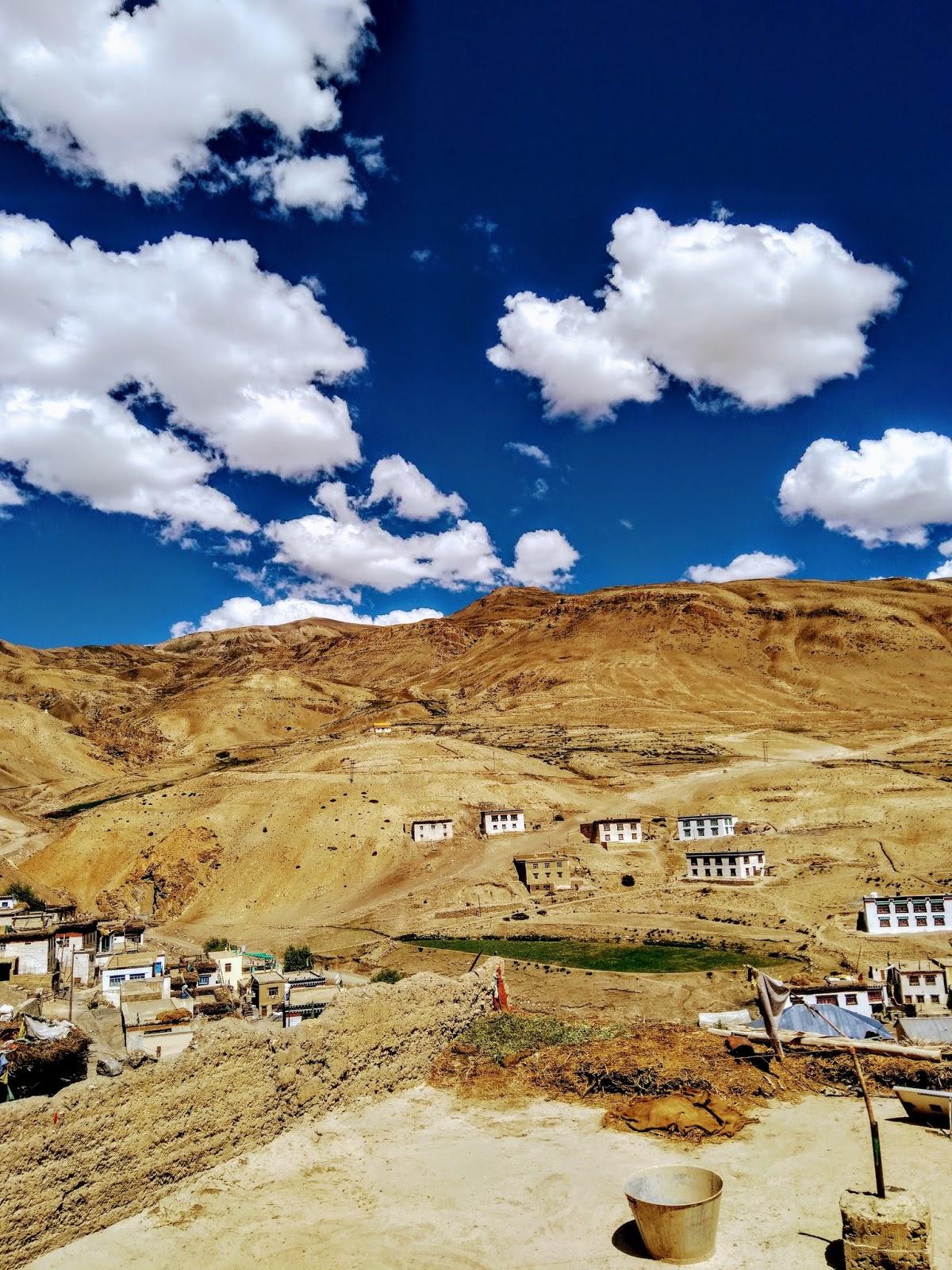 Kibbar village