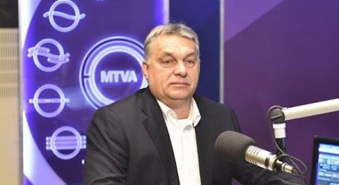 Nagy bejelentést tett Orbán Viktor: minden nyugdíjast érint