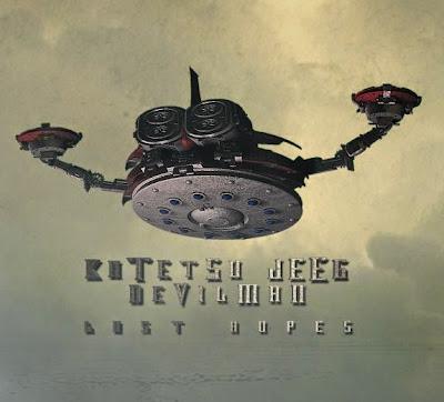 Kotetsu Jeeg Vs Devilman: Last Hope by Daniele Spadoni