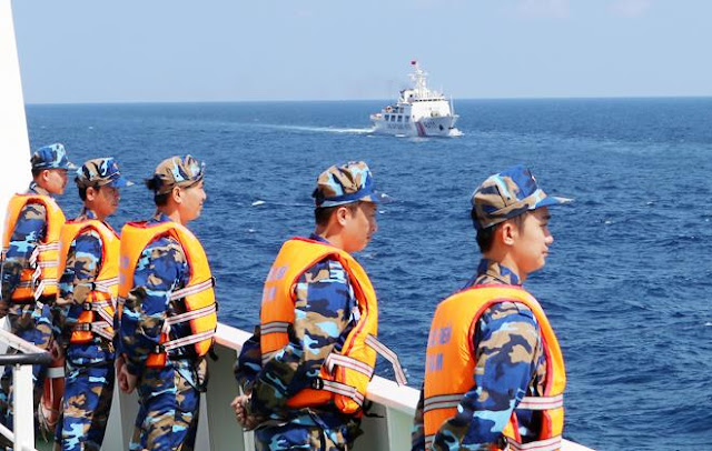 Việt Nam và Trung Quốc cùng đánh cá trên vùng biển chung