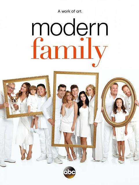 'Modern Family' Season 8 poster