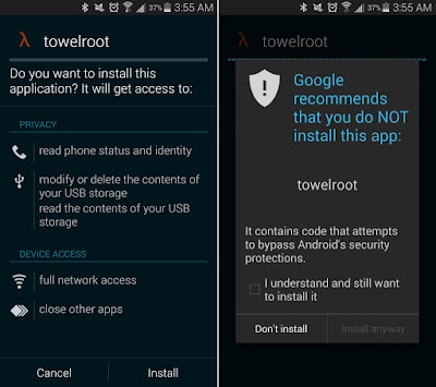 Towelroot APK Latest New Version Free Download For Android And Tablets