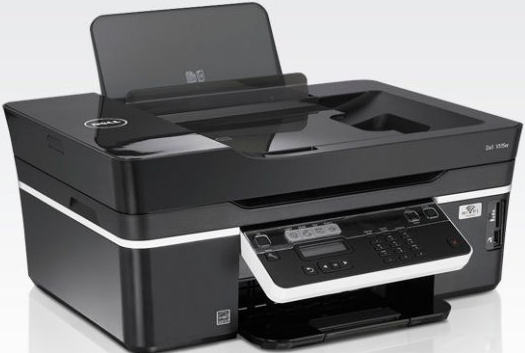 Dell V515W Wireless Inkjet Printer DRIVERS
