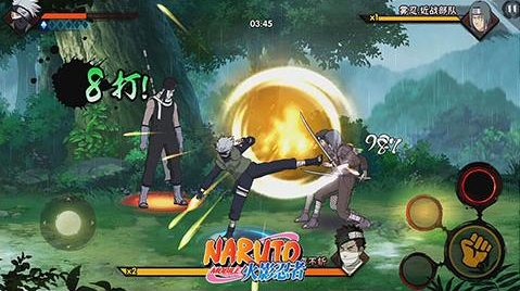 Download Game Naruto Mobile APK for Android