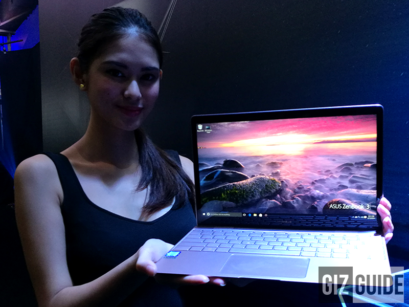 Asus ZenBook 3 And Transformer 3 Series Launched In PH Too!