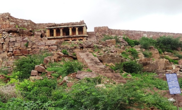 Places to see in Aihole - Meguti Hill
