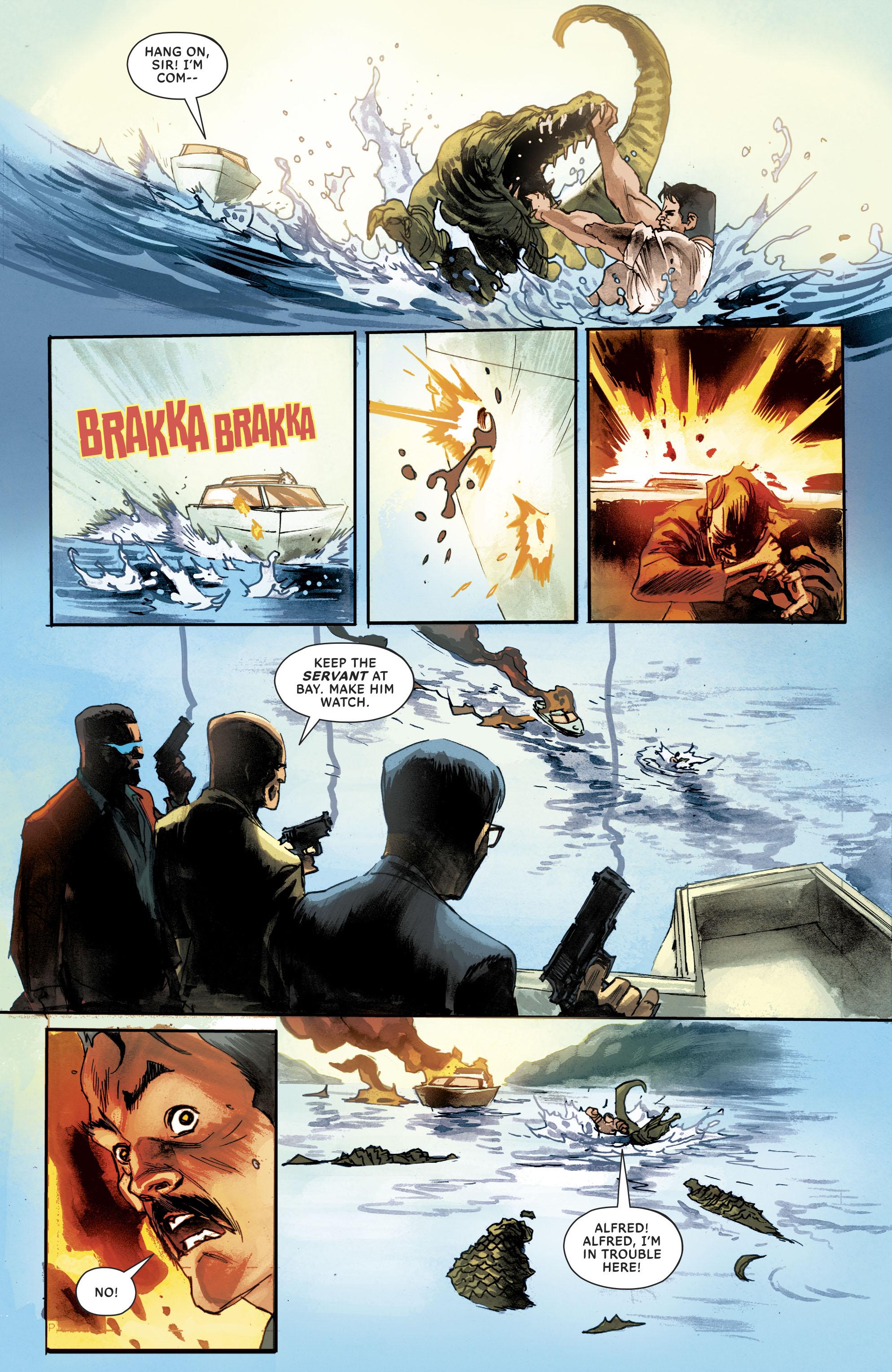 Read online All-Star Batman comic -  Issue #11 - 10