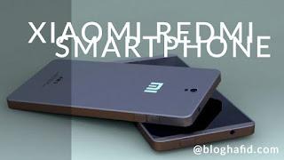 Smartphone Xiaomi Redmi
