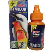 Vitamin Burung Extra Fit Benelur