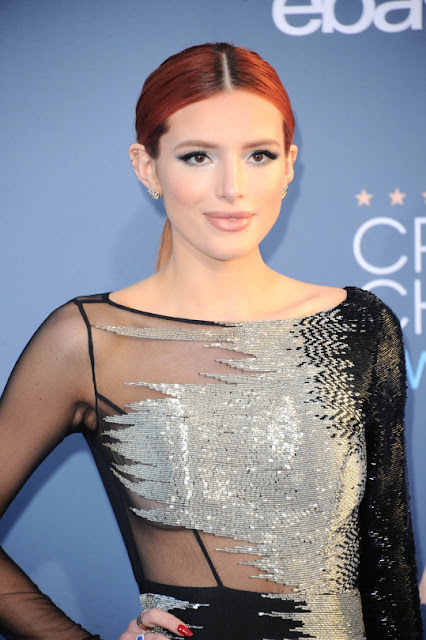 Bella Thorne - 22nd Annual Critics' Choice Awards