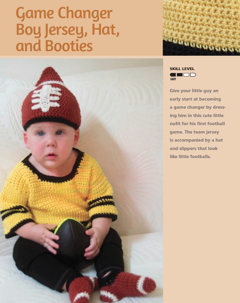 4e280cec4d9 notyourgranny'scrochet: Crochet For Baby - All Year