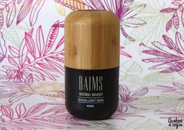 Base Excellent Skin da BAIMS - cor Porcelana