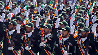 Eropa Sebut Garda Revolusi Syiah Iran Sumber Teroris Di Dunia