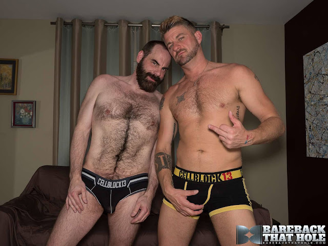 Bare Back That Hole - Christian Matthews and Steve Sommers