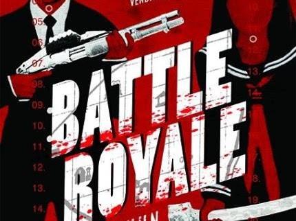 [Resenha] Battle Royale - Koushun Takami