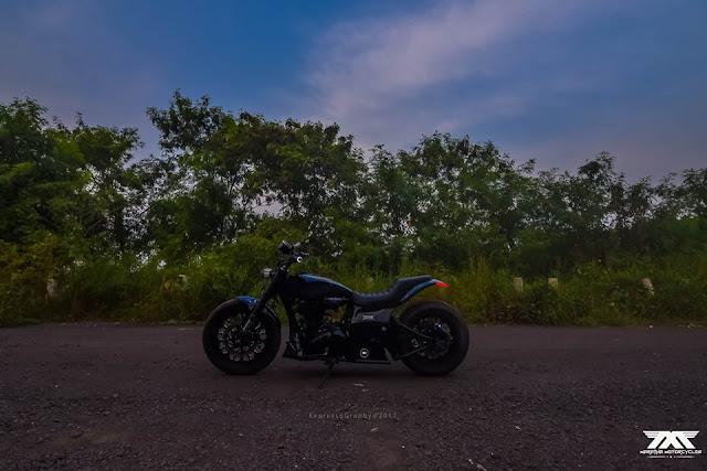 Maratha Motorcycles Natraj
