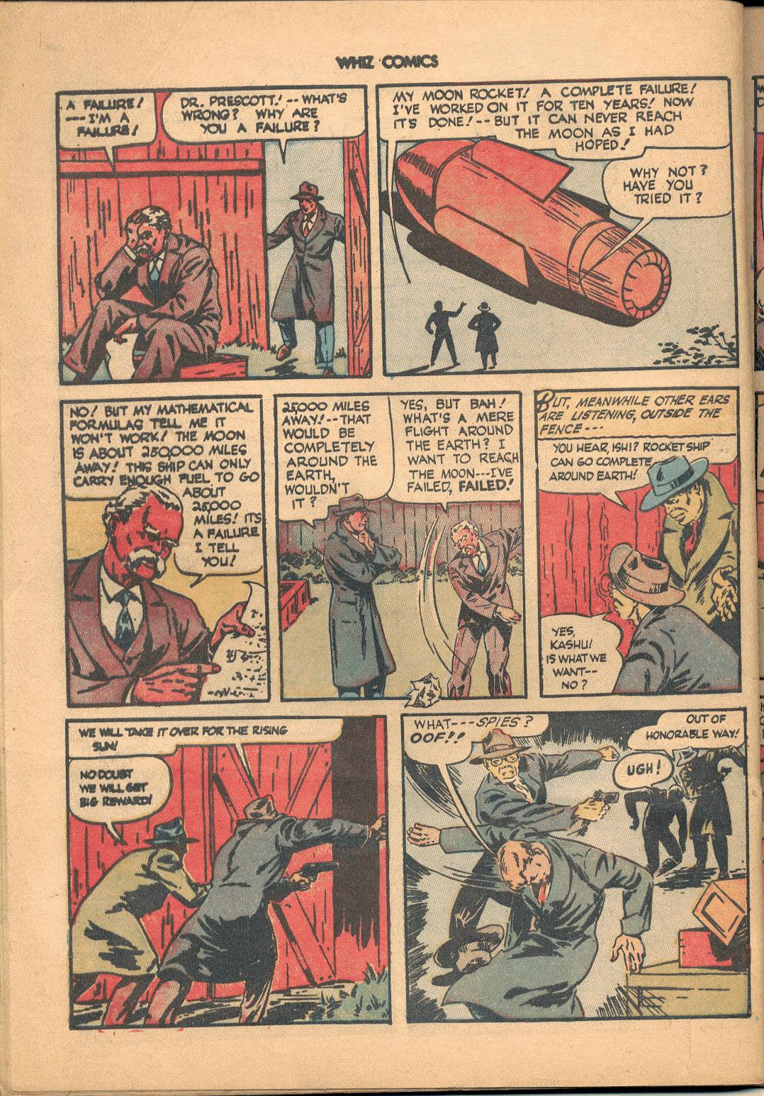 WHIZ Comics issue 71 - Page 28
