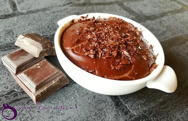Ma crème chocolat avec 3 ingrédients seulement