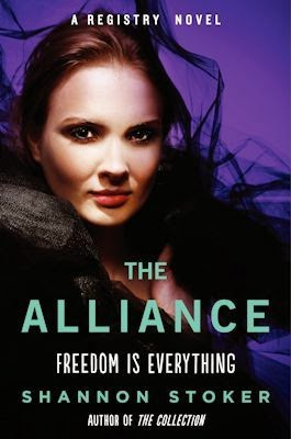 Excerpt from The Alliance by Shannon Stoker - December 16, 2014