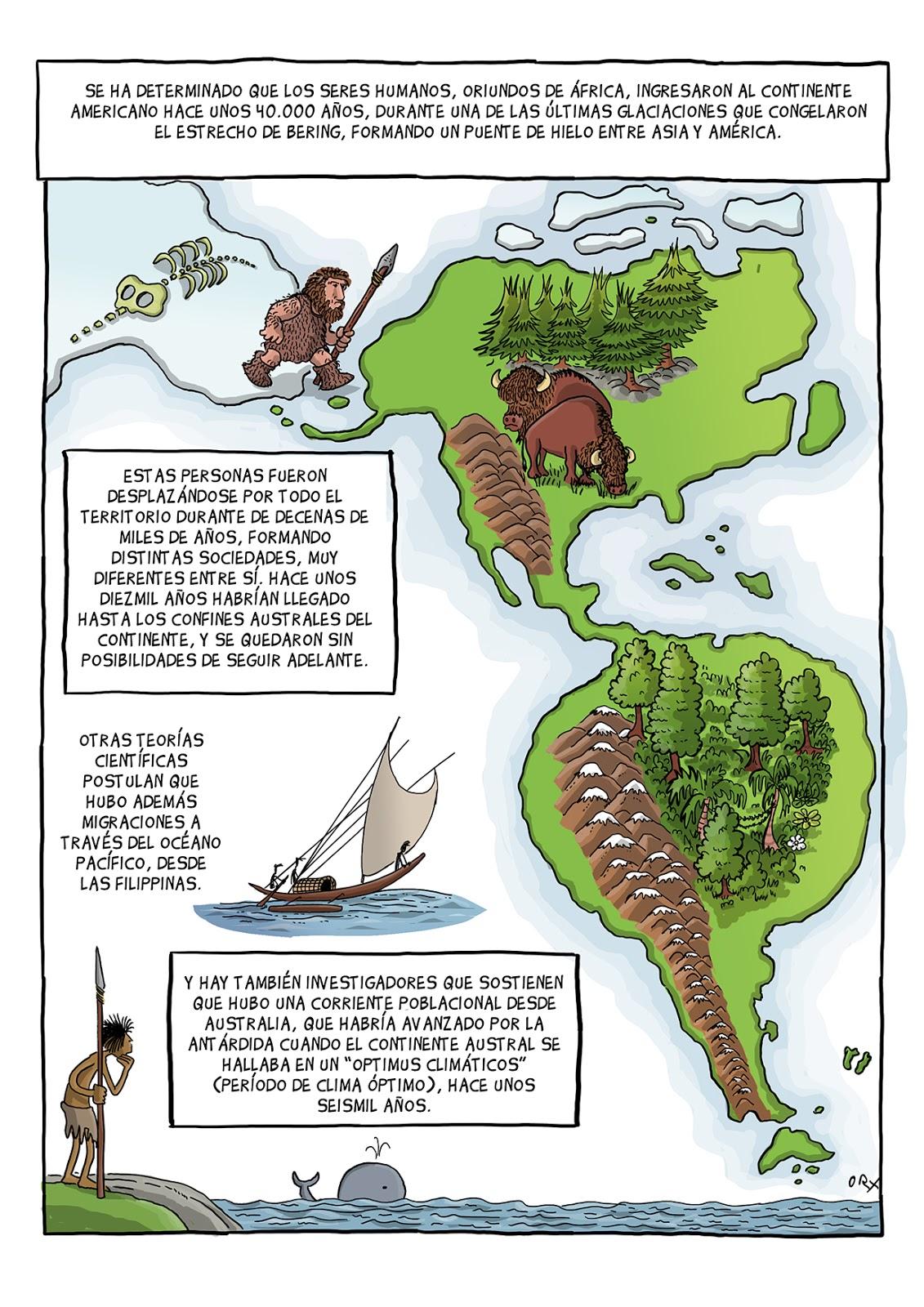 Viñetas para una Historia de América Latina: 2015