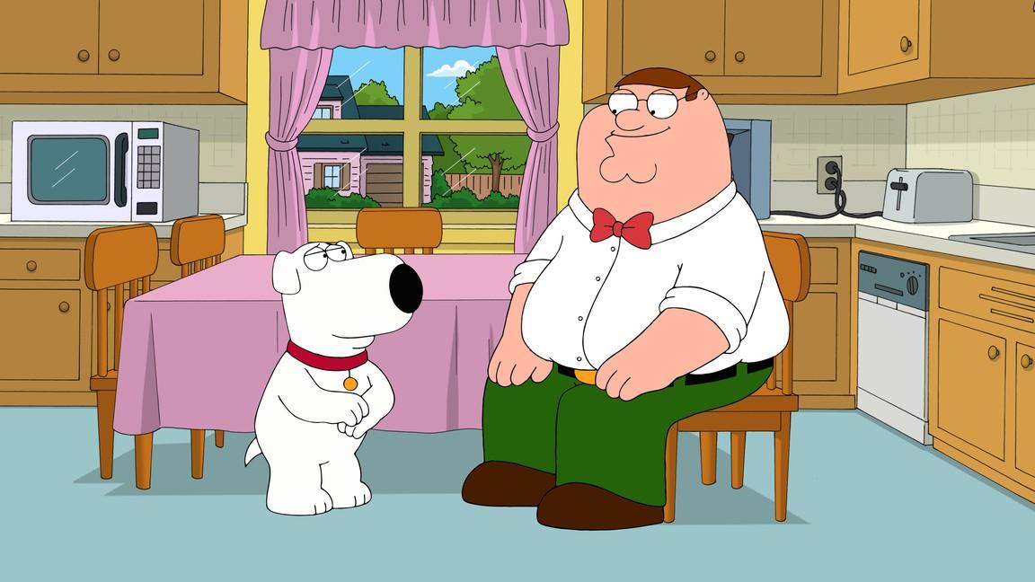 Family Guy - Season 13 Episode 15: Once Bitten