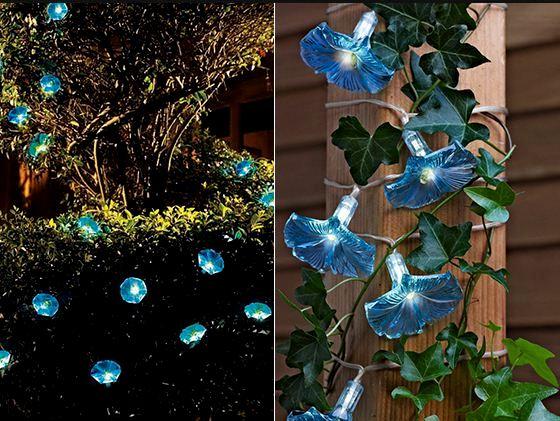 Gartendeko Solarleuchten