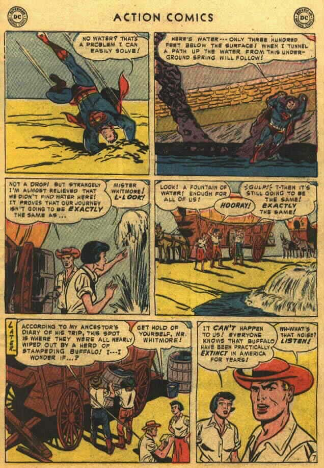 Read online Action Comics (1938) comic -  Issue #184 - 9