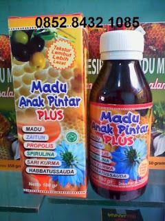 Madu syamil Asli untuk anak khasiat dan cara minumnya