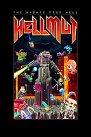 HELLMUT: THE BADASS FROM HELL game logo