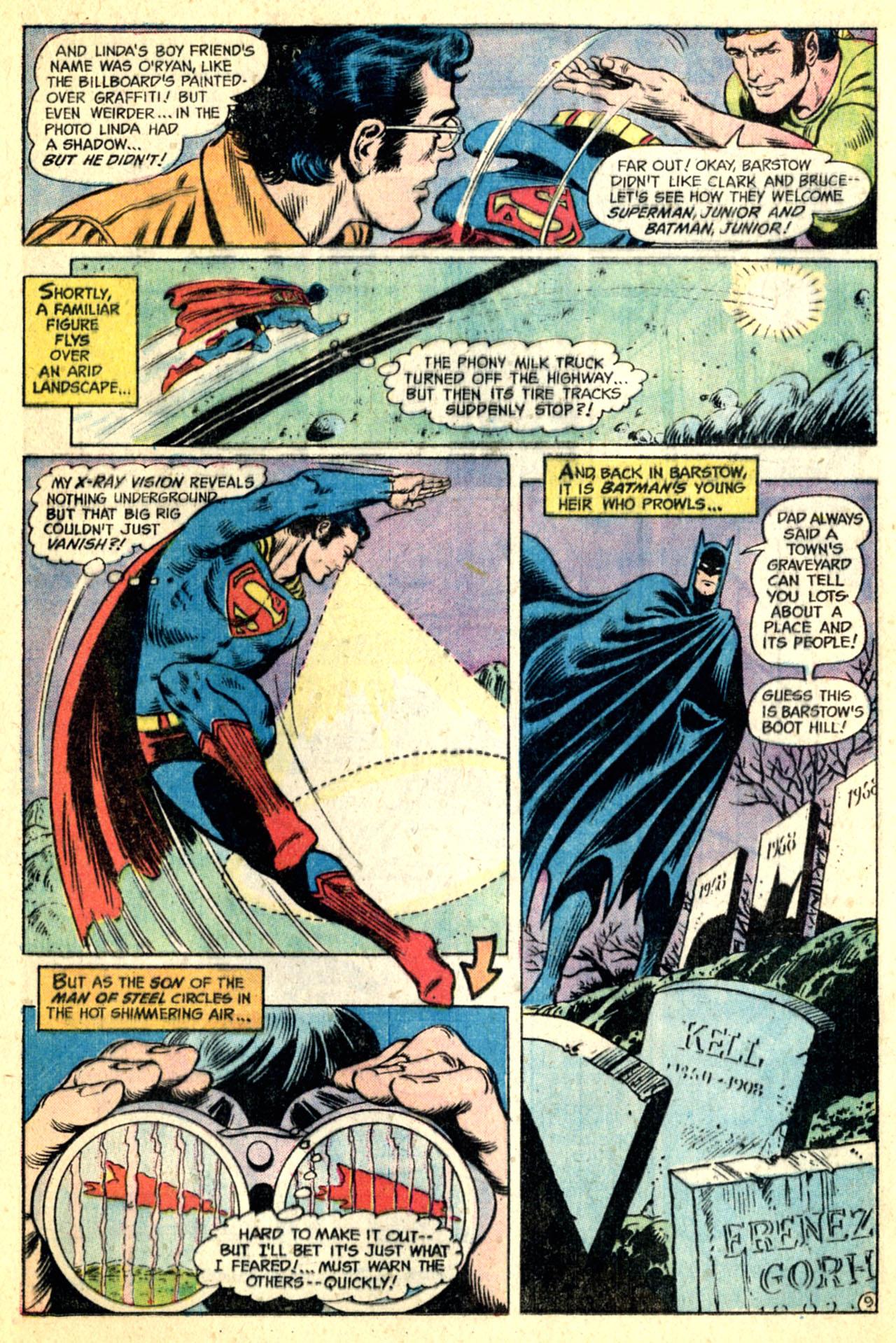Read online World's Finest Comics comic -  Issue #216 - 13