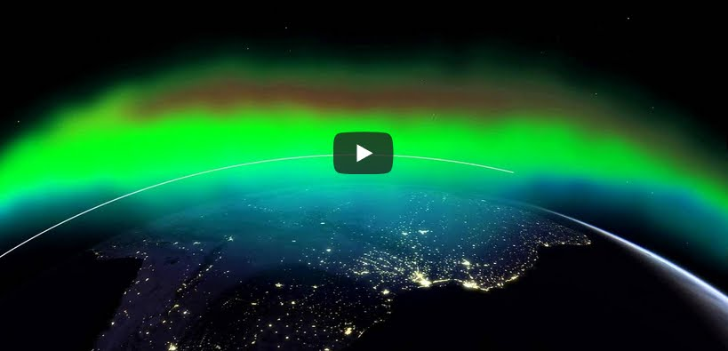 VIDEO Misteriosa anomalia sta indebolendo il campo magnetico della Terra.