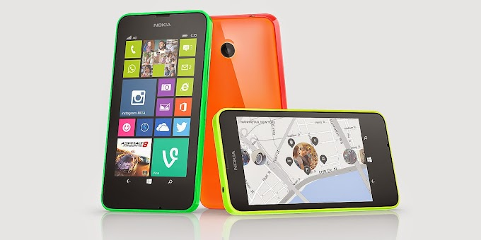 Nokia Lumia 635 arrives on Sprint, Boost and Virgin Mobile