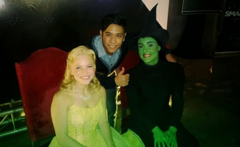 Wicked Manila, Mark Milan Macanas, Wicked Musical