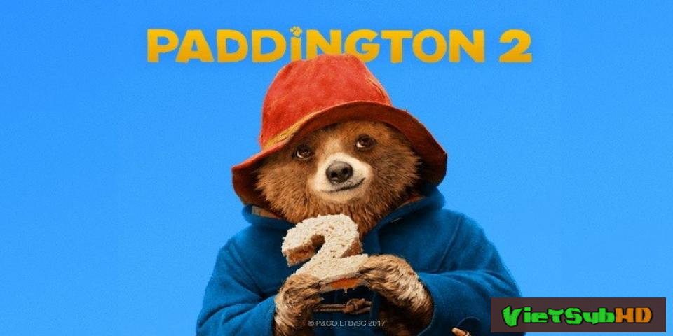 Phim Gấu Paddington 2 VietSub HD | Paddington 2 2018