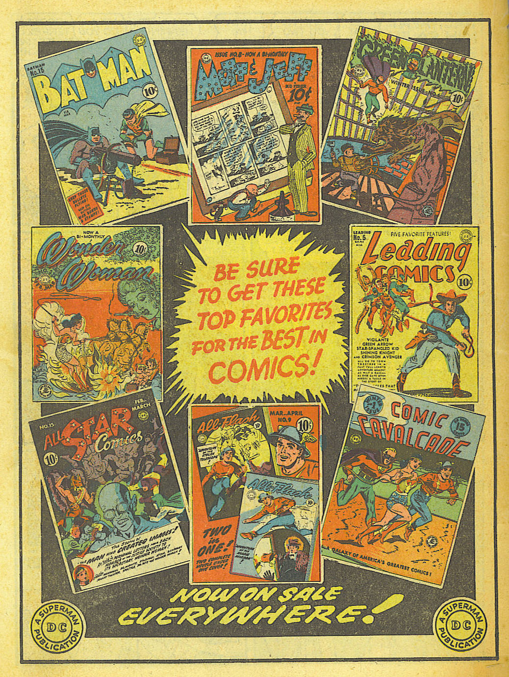 Read online Action Comics (1938) comic -  Issue #58 - 56