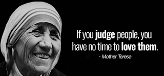 Kumpulan Kata Kata Bijak, Mutiara Mother Theresa Tentang Kehidupan Dan Cinta