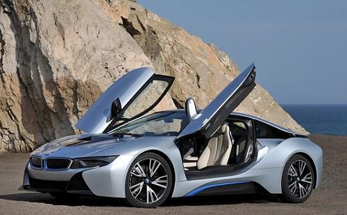 Bmw I8 Sport And Futuristic Dodoauto