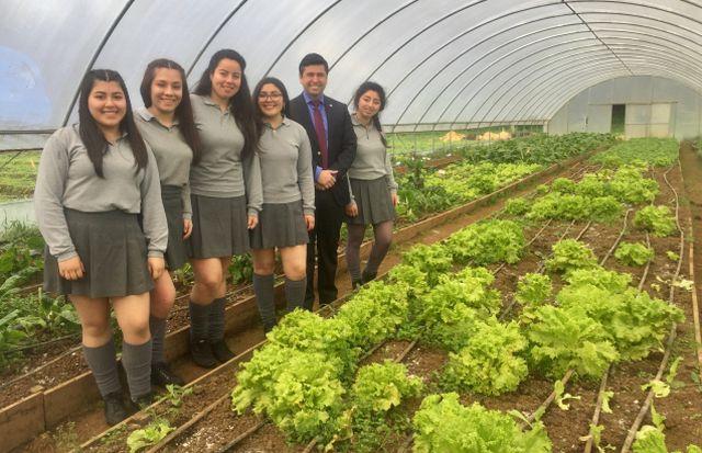 Becas a estudiantes de liceos agrícolas para perfeccionarse en Nueva Zelanda