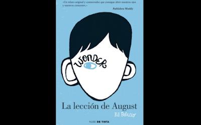 La lección de August - R. J. Palacio